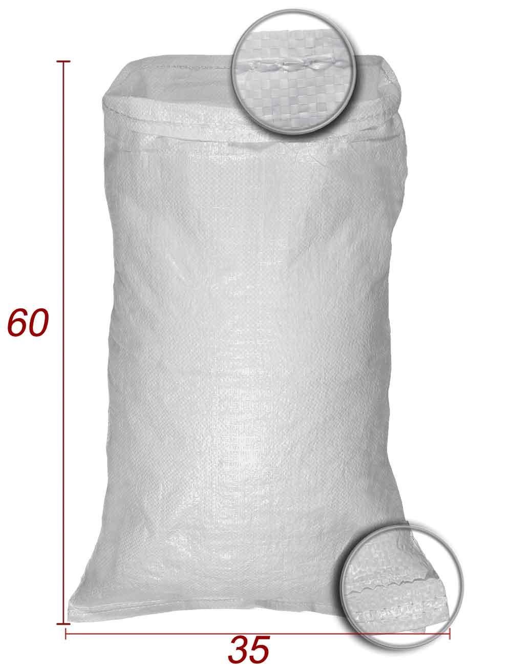 Bolsas PP Reutilizables Tela tejida