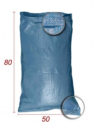 Bolsas de embalaje en Polipropileno Azul