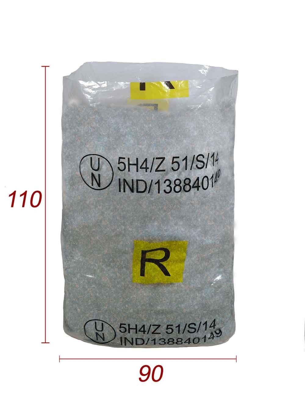 Bolsas PE Plástico Reutilizable UN - Producto peligroso