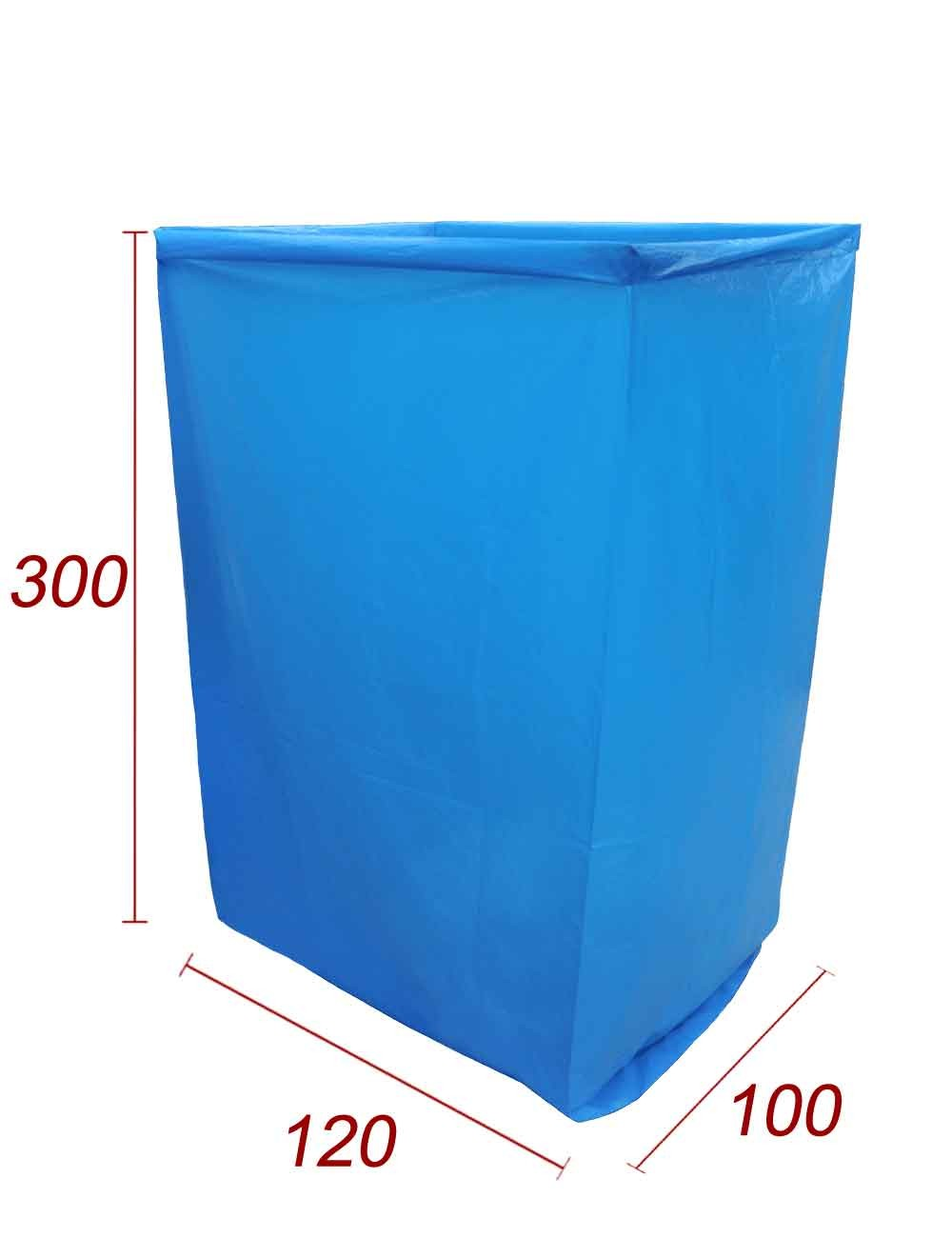 Funda reutilizable para Big Bag Opaca 70 micras - 3600 litros