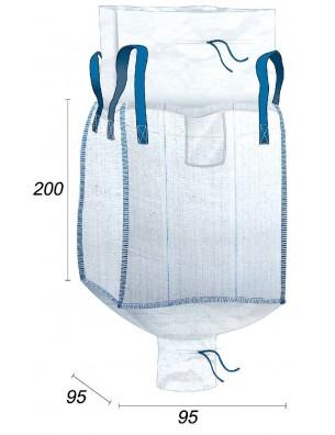 Big Bag Granos - 95X95X200