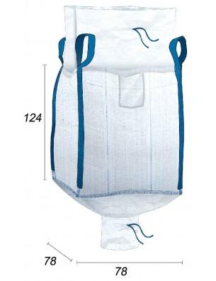 Big Bag y Forro 70µ - 78X78X124