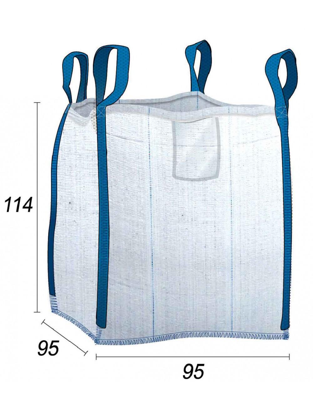 Big Bag Filtrante  - 95X95X114